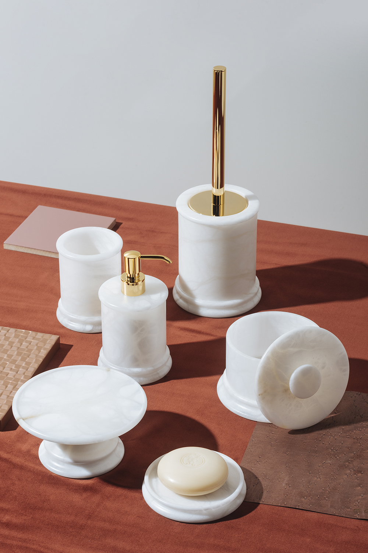 chiara moro styling oasis italy bathroom accessories maurizio polese